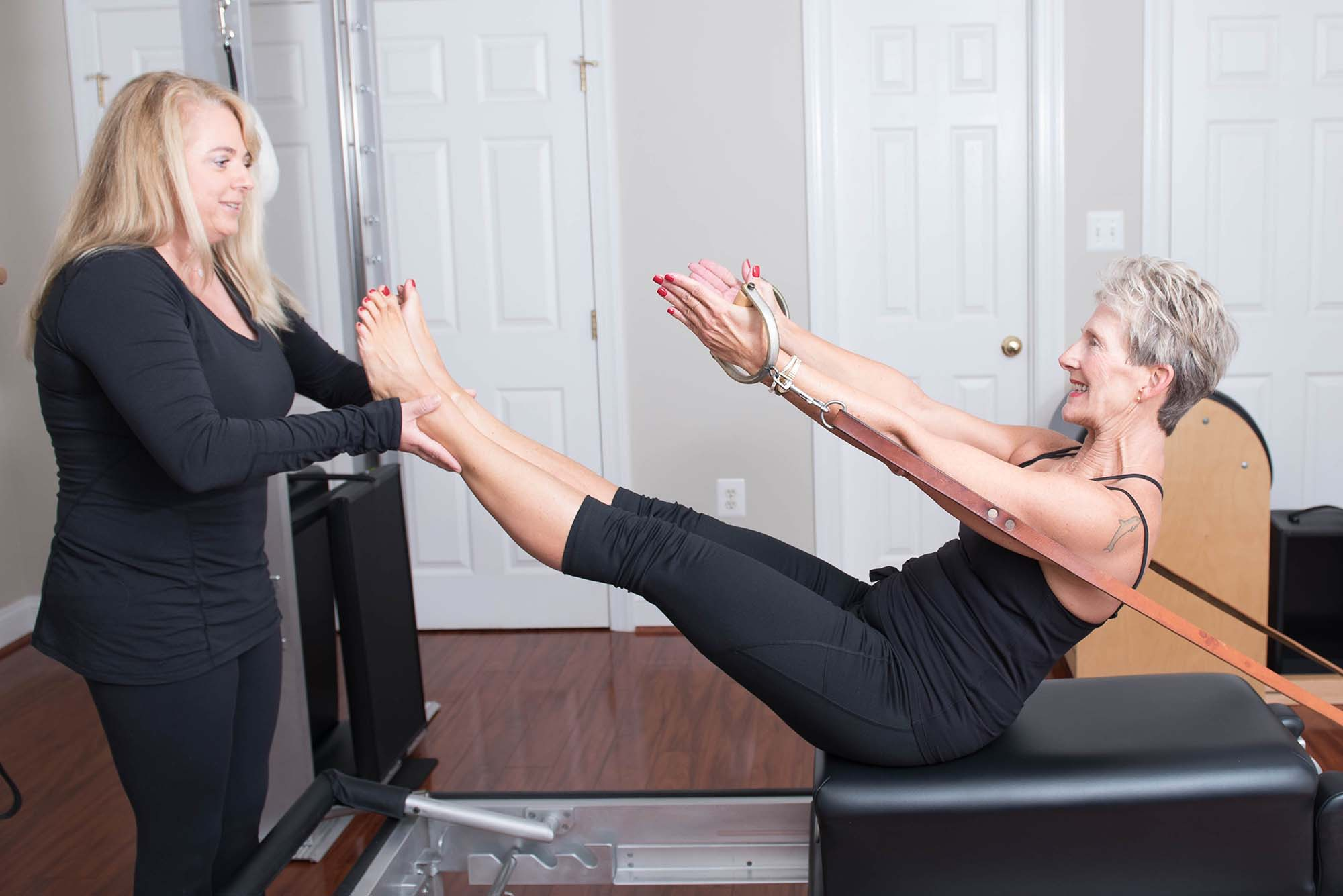 Benefits of McLean Pilates: ABsolutely Fantastic Core Workout